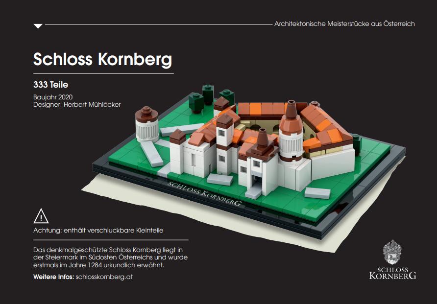 Eine Welt aus LEGO