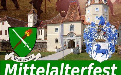 Mittelalterfest  auf Schloss Kornberg