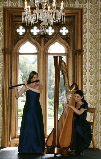 Romantisches Schlosskonzert  im Grünen Salon