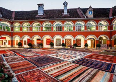Teppichausstellung-Schloss-Kornberg