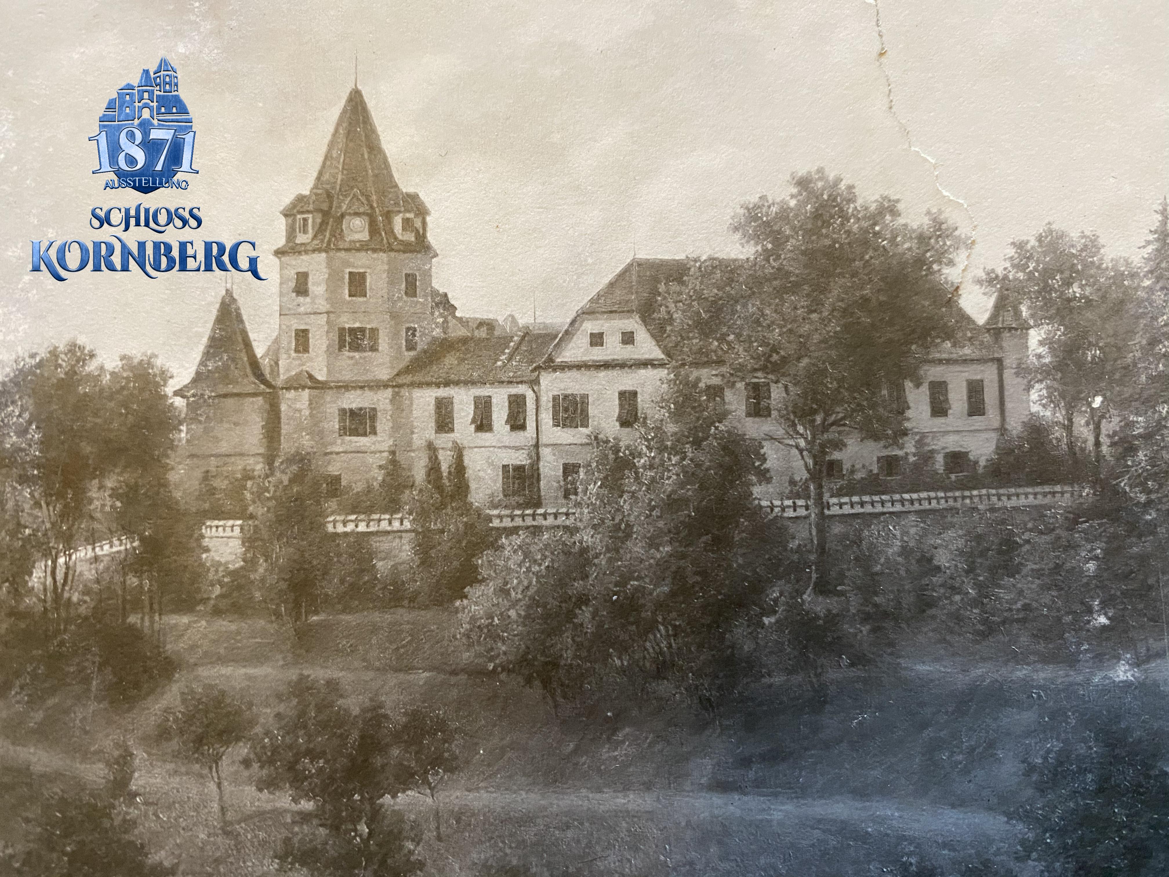 1871 Schloss Kornberg